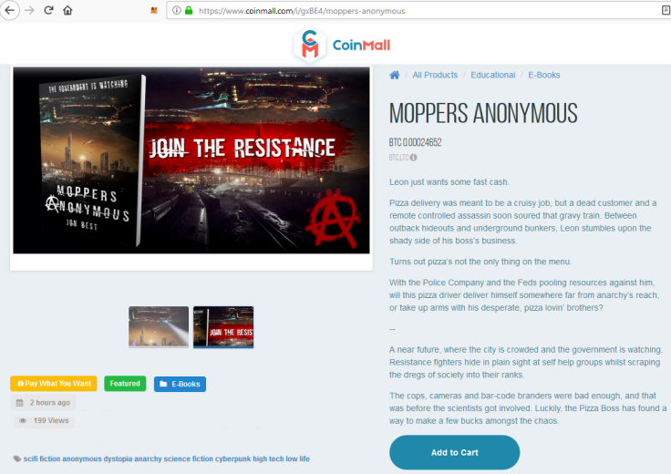 moppers anonymous scifi ebook on coinmall bitcoin litecoin